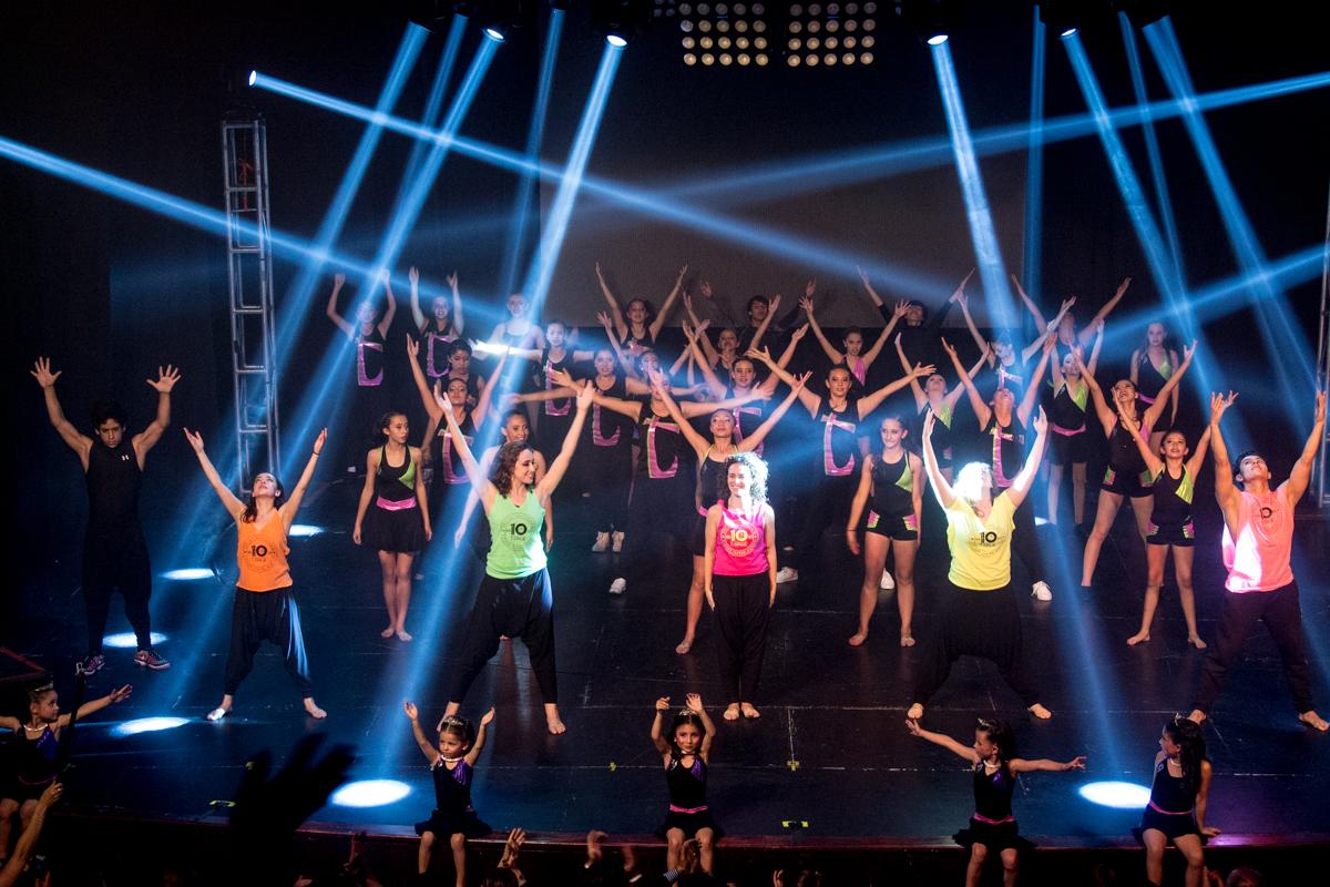 Teatro y Danza