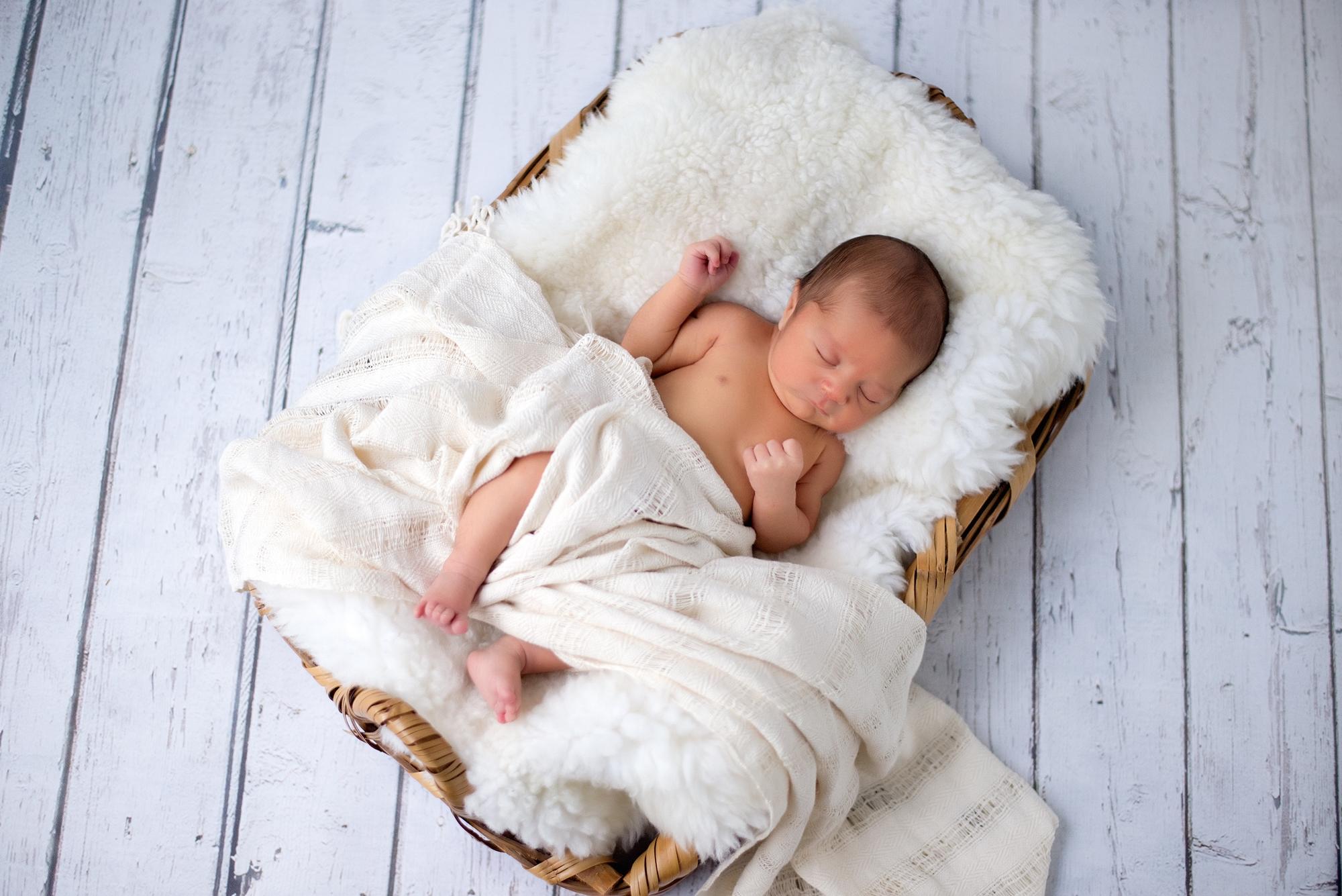 estudio fotografico new born en toluca y metepec