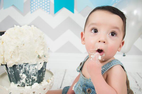 Smash Cake Sesión Fotos 1694
