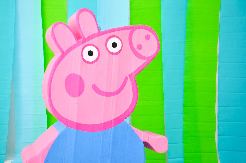 Cumple Pepa Pig 2 años-40