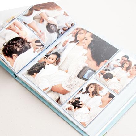 Calidad editorial 28x21 cms con 100 fotos