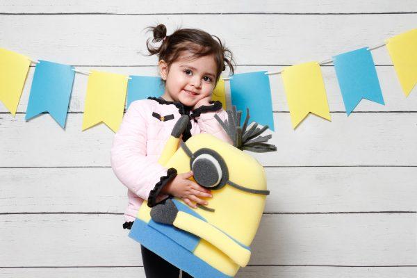 Fotocabina Infantil Minion 10