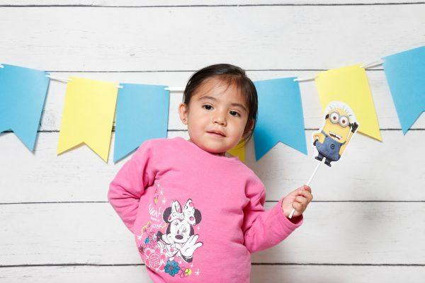 Fotocabina Infantil Minion 13