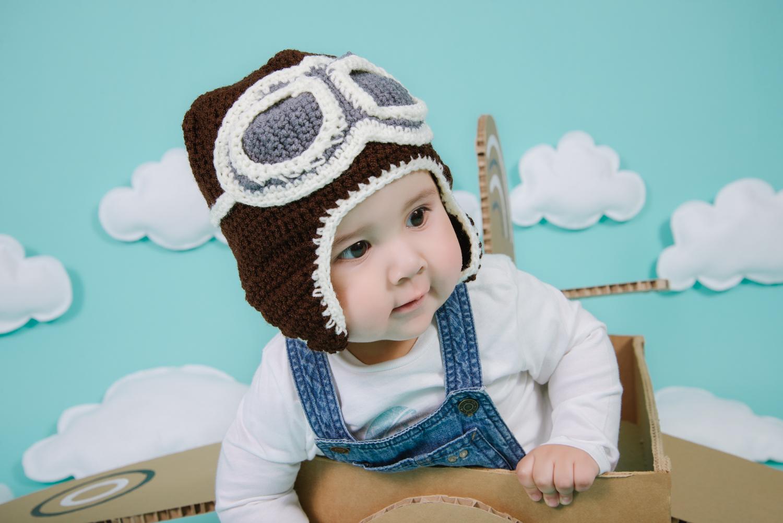 Infantil aviador Leo---3