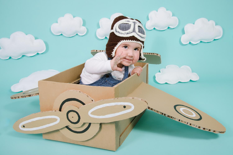 Infantil aviador Leo---9