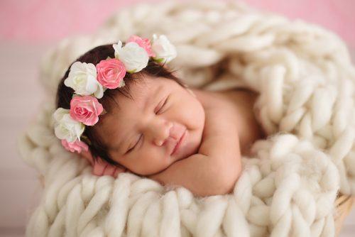 Ximena New Born