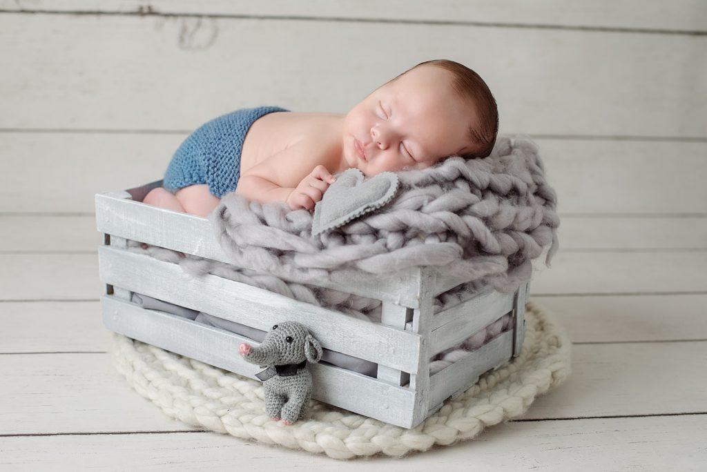 Sesion Fotos - Newborn