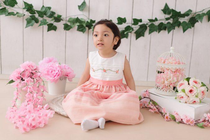 Set Infantil 20 - Set floral