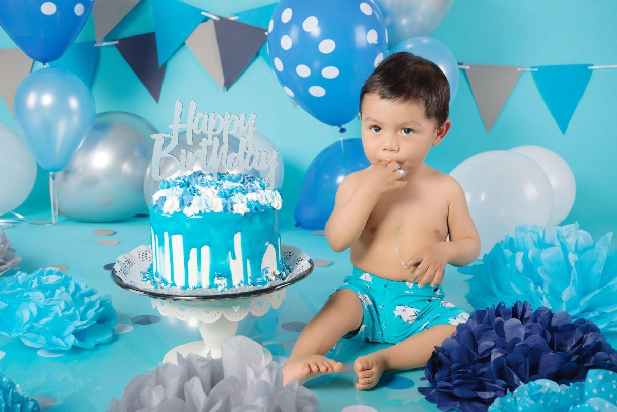 Smash Cake Emilio
