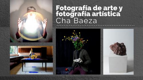 Fotografía artística con Cha Baeza