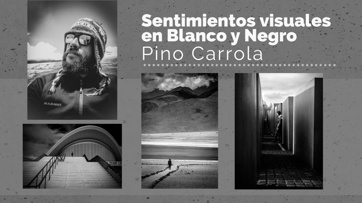 Sentimientos en blanco y negro con Pino Carrola