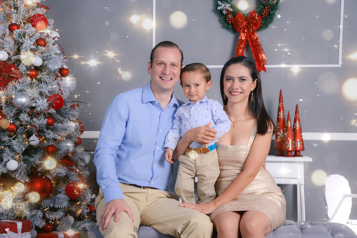 Sesiones Navideñas 2020 – El Mejor regalo esta navidad!
